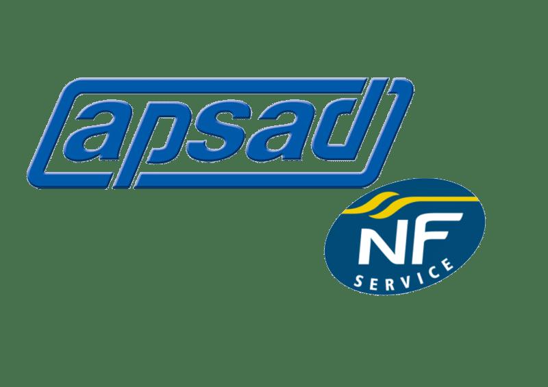 logos apsad nf