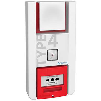 alarme detection incendie